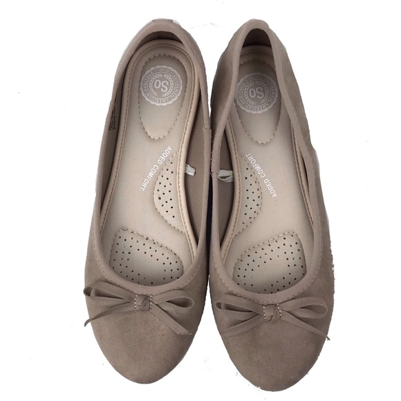 SO Shoes - So Added Comfort Flats